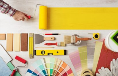 House Painting Tools and Accessories